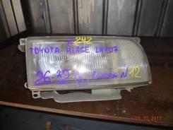 Фара передняя правая Toyota Hiace LH107