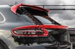 Спойлер на заднее стекло. Porsche Macan, 95B
