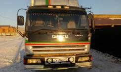 Isuzu Giga. Продаётся грузовик Isuzu GIGA, 3 400 куб. см., 20 000 кг.