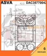 ПОДШИПНИК СТУПИЧНЫЙ ASVA / DAC35770042. Гарантия 6 мес.