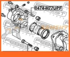 Втулка тормозного суппорта FEBEST / 0474H77LOWF