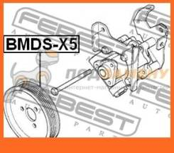 Шкив насоса гидроусилителя руля FEBEST / BMDSX5
