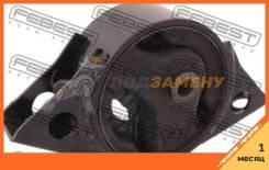 Подушка двигателя задняя at FEBEST / NM075. Гарантия 1 мес.