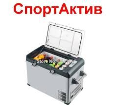 Холодильник морозильник компрессорный автомобильный HuiBing 52L