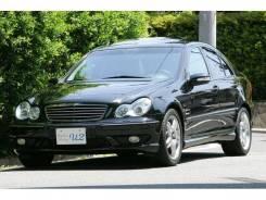 Mercedes-Benz C-Class. автомат, задний, 3.2, бензин, 42 000тыс. км, б/п, нет птс. Под заказ