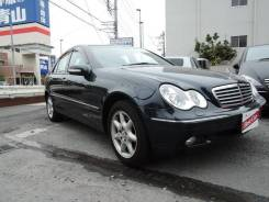 Mercedes-Benz C-Class. автомат, задний, 3.2, бензин, 74 000тыс. км, б/п, нет птс. Под заказ