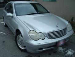 Mercedes-Benz C-Class. автомат, задний, 1.8, бензин, 64 000тыс. км, б/п, нет птс. Под заказ