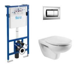 Инсталляция Roca Active WC. Слив механический. 53см*115см*15см.
