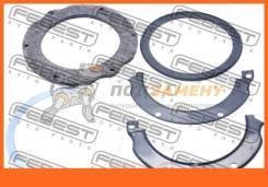 Ремкомплект сальников поворотного кулака FEBEST / TOSLC70