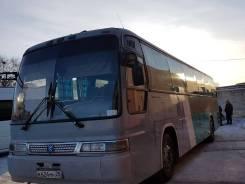 Kia Granbird. Автобус, 16 745 куб. см., 45 мест