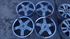 2Crave Wheels. 7.5x18, 5x100.00, 5x114.30, ET40, ЦО 73,0мм.