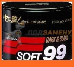 Полироль для темных и черных ам SOFT99 / 0001010140
