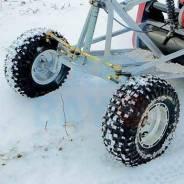 Колес комплект 6 (145/70-6), для лыжного модуля Мухтар-7, Мухтар-15. Под заказ