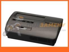Очиститель воздуха на солнечных батареях пластиковый серебристый CARMATE / KS619
