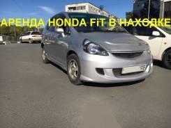 Honda Fit. С водителем