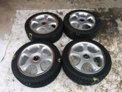 Bridgestone Blizzak Revo GZ. Зимние, без шипов, 2011 год, износ: 20%, 4 шт