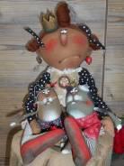 Кукла интерьерная 13000