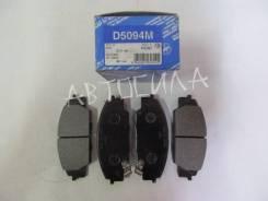 Тормозные колодки дисковые D5094M KASHIYAMA Япония (26395)