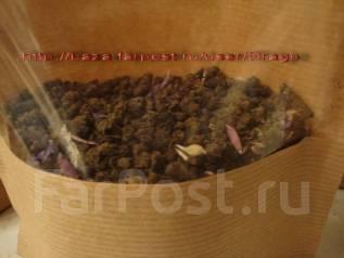 Иван-чай гранулированный с цветками фасованный в пакете по 100гр