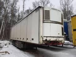 Dapa. 1997 полуприцеп рефрижератор, 42 500 кг.