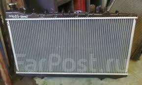 Радиатор охлаждения двигателя. ГАЗ ГАЗель