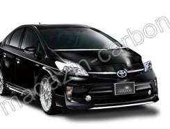 Обвес кузова аэродинамический. Toyota Prius, ZVW30L, ZVW35, ZVW30 Двигатель 2ZRFXE