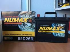 Numax. 75 А.ч., Прямая (правое), производство Корея