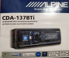 Alpine CDA-137BTi