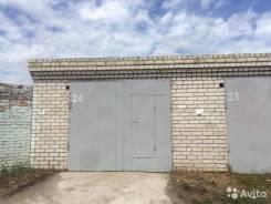 Продам гараж (обмен на авто). улица Новоугольная 24, р-н железнодорожный, 24 кв.м., электричество, подвал.