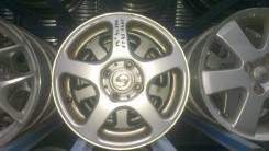 Bridgestone. x14, 4x100.00, ET45, ЦО 73,1мм.