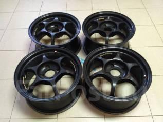 Black Racing. 7.0x15, 4x100.00, ET45