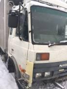 Кабина. Nissan Diesel, CM87FH Nissan Condor, CM87FH Двигатель FE6