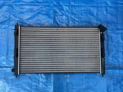 Радиатор охлаждения двигателя. Mitsubishi Lancer, CX2A, CX3A, CX4A, CX5A, CX8A, CX9A, CY1A, CY2A, CY3A, CY4A, CY5A, CY8A, CY9A Mitsubishi ASX Mitsubis...