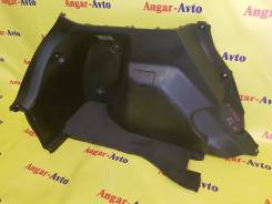 Обшивка багажника. Nissan Tiida, JC11, NC11, C11X, C11 Двигатели: MR18DE, HR15DE