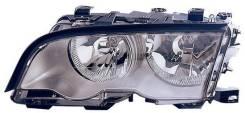 ФАРА Левая С Корректором Внутри (DEPO) ХРОМ E46 BMW DEPO [4441120Lldem1]