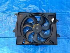 Вентилятор охлаждения радиатора. Hyundai Solaris, RB Двигатели: G4FC, G4FA