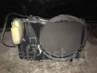 Радиатор акпп. Toyota Soarer, JZZ30 Двигатель 1JZGTE