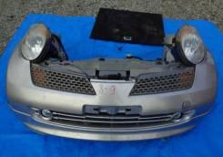 Ноускат. Nissan March, BK12 Двигатель CR14DE
