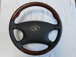 Руль. Toyota: Allion, Mark II, XA, Vista, Corolla Runx, Opa, Aurion, Corolla, Corolla Fielder, Auris, bB, Altezza, Camry, Nadia, Picnic, Ipsum, Estima...