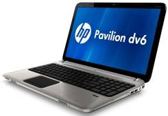 HP Pavilion dv6. 15.5дюймов (39см), 1 800,0ГГц, ОЗУ 8192 МБ и больше, диск 1 000 Гб, WiFi, Bluetooth, аккумулятор на 3 ч.
