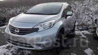 Nissan Note. 12