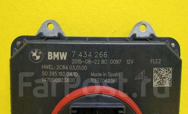 """Блок LED фары BMW F20 F21 рест """"15 - 6311 7434266. BMW 1-Series, F20, F21"""