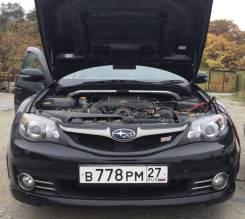 Бампер. Subaru Impreza, GRB Subaru Impreza WRX STI, GR, GE, GRB, GRF Двигатели: EJ257, EJ20, EJ25
