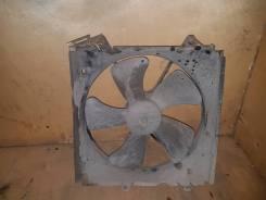 Вентилятор охлаждения радиатора. Nissan: Wingroad, 100NX, Sunny California, Sentra, Presea, NX-Coupe, AD, Pulsar, Sunny Двигатели: GA15DS, GA16DE, GA1...