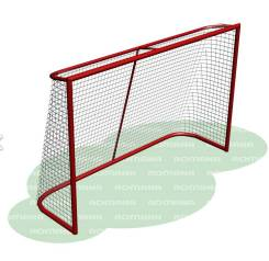 Ворота хоккейные /1 шт. (сетка в комплекте). Под заказ