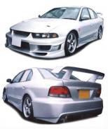 Обвес кузова аэродинамический. Mitsubishi Galant, EC7A, EA1A, EA_W, EC_A, EA_A, EC1A, EA7A, EA3A, EC_W, EC3A, EC5A Двигатели: 4G94, 4G93GDI, 4G64, 4D6...
