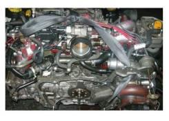 Двигатель в сборе. Subaru Impreza WRX STI, GD, GDB Subaru Impreza, GD, GD2, GD3, GD4, GD9, GDA, GDB, GDC, GDD Двигатель EJ207. Под заказ