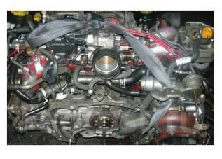 Двигатель в сборе. Subaru Impreza, GD, GD2, GD3, GD4, GD9, GDA, GDB, GDC, GDD Subaru Impreza WRX STI, GD, GDB Двигатель EJ207. Под заказ