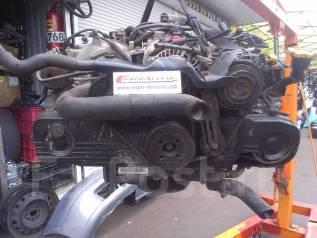 Двигатель в сборе. Subaru Legacy, BL, BL5, BL9, BLE Subaru Legacy B4, BL5, BL9, BLE Двигатель EJ20Y. Под заказ