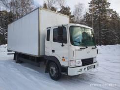 Hyundai HD120. Hyundai HD 120, 5 899 куб. см., 8 000 кг.